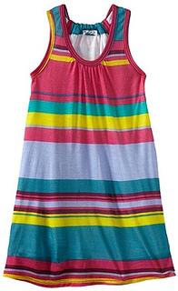 Canyon Stripe Dress for Girls