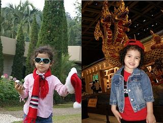 young girl fashionista2