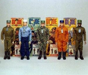 The Most Favorite Toy of the Century: G.I. Joe