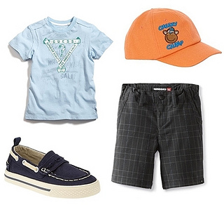 cool street outfit for toddler boy