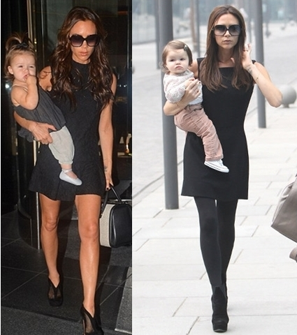 Harper Seven Beckham Fashionable Baby Outfits
