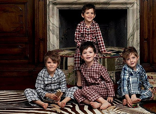 Designer-Sleepwear-for-Boys-Fall-Winter-Outfits-2013-by-Dolce-Gabbana