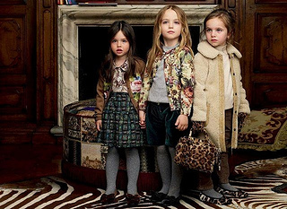 Little Girls Dresses For Fall Beautiful prints for girls