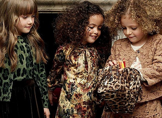 High-Fashion-for-Girls-Fall-Winter-Outfits-2013-by-Dolce-Gabbana