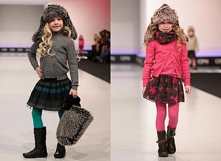 designer winter fashion for girls