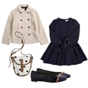 How to Wear Gorgeous Coats for Girls 2-16 Years Old