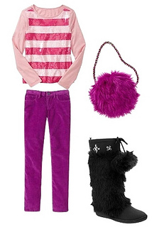 how to wear colored jeans for girls - rose pink