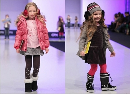 Blue Seven Designer Winter Fashion for Girls