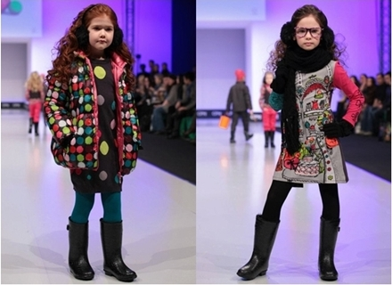 Boboli Designer Winter Fashion for Girls