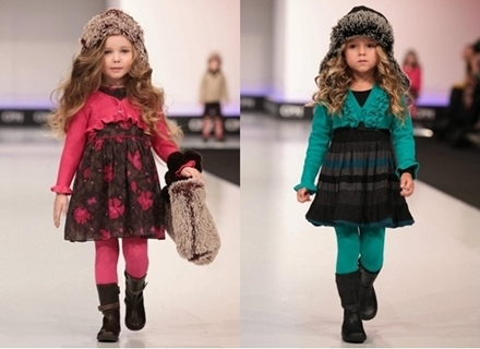 Condor Designer Winter Fashion for Girls
