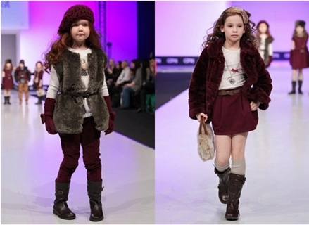 Mayoral Designer Winter Fashion for Girls