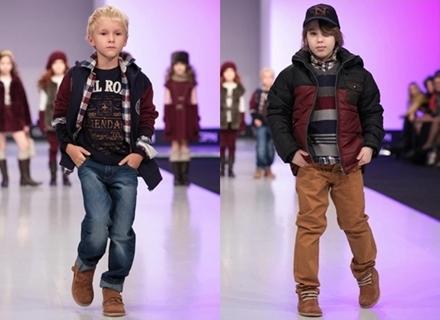 winter fashion for boys - parka and varsity jacket