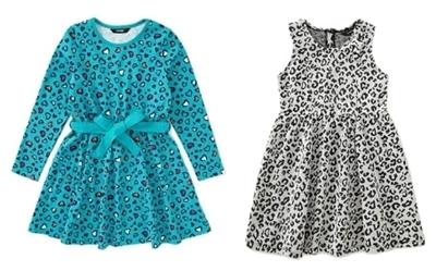 Animal Print Dresses for Girls