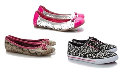 Animal Print Shoes for Girls