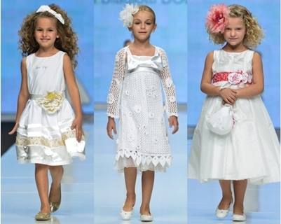 Laura Biagiotti Spring 2013 Trend for Girls