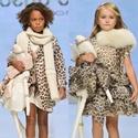 Roberto Cavalli Spring 2013 Animal Print Looks for Girls