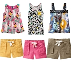 Diane von Furstenberg Limited Edition Collection for GapKids