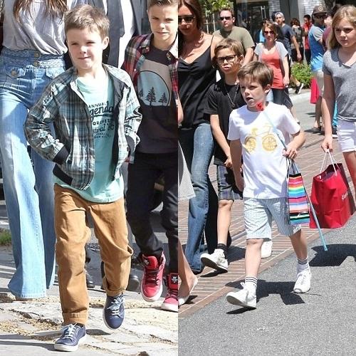 Cruz Beckham Fashion for Shopping