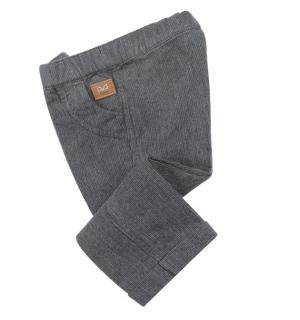 Dolce & Gabbana Corduroy Print Drawstring Pants