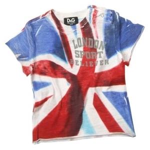 Dolce & Gabbana Multicolor Cotton T-Shirt