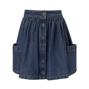 John Lewis Girl Denim Skirt