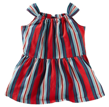Venda Stripe Twirl Top