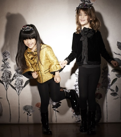 Lanvin Petite Winter 2013 jackets for girls