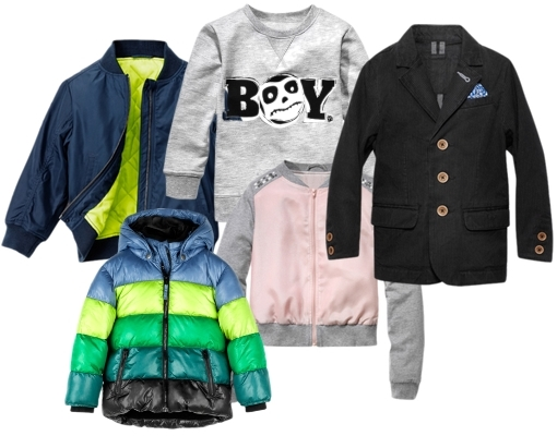 hm back to school jackets for boys