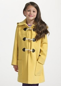 5 Gorgeous Fall/Winter Coats for Girls
