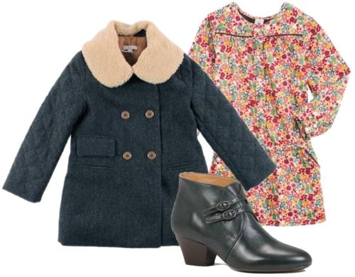 Designer Winter Looks for Girls1
