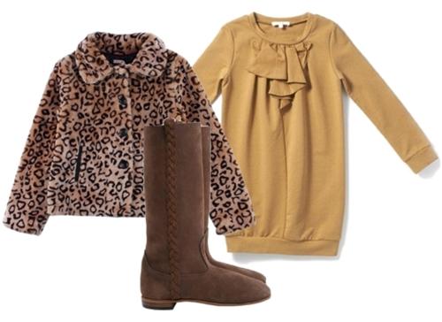 Designer Winter Looks for Girls2