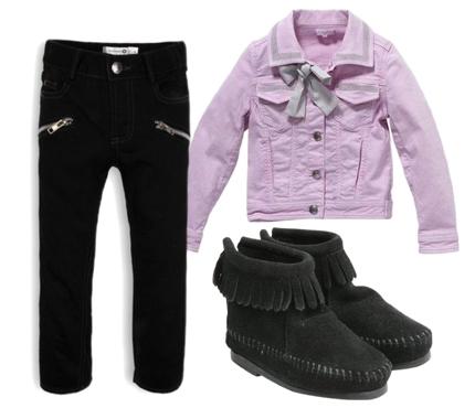 Designer Winter Looks for Girls5