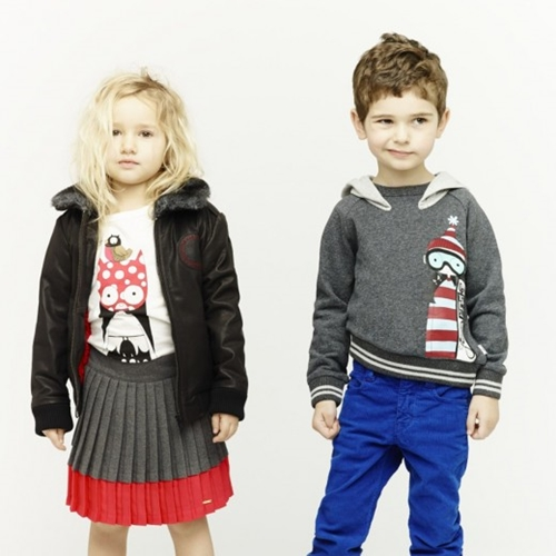 Little Marc Jacobs Baby T-Shirts