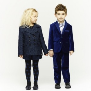 Designer Fashion for Kids: Little Marc Jacobs Fall/Winter 2013-14 Collection