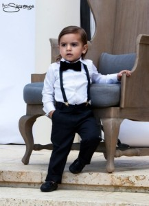 2 Celebrity Babies Wearing Bow Tie: Who Wore it Best?