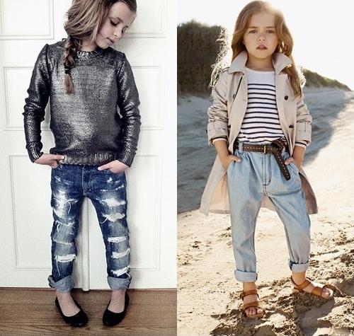 how to wear boyfriend jeans for girls