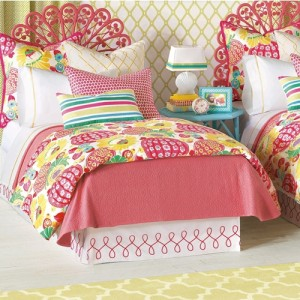 Girls Bedding: Luxurious Childrens Bedsets