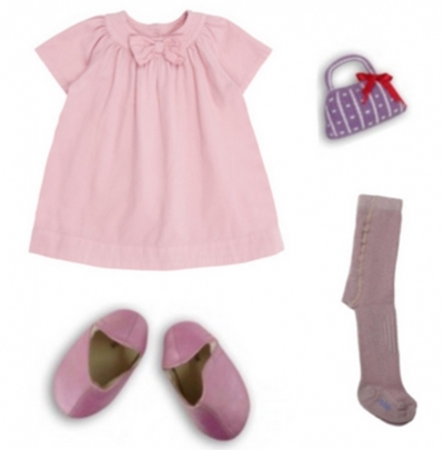 Bon Bon French Baby Girl Gift Set