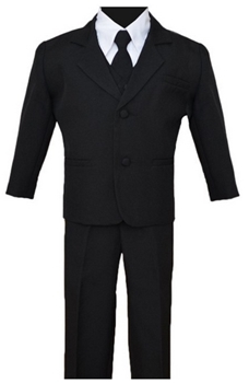 Boys Suit with Tie for toddlers and infants