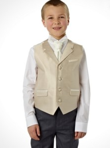 Kids Partywear: Adorable Waistcoats for Boys