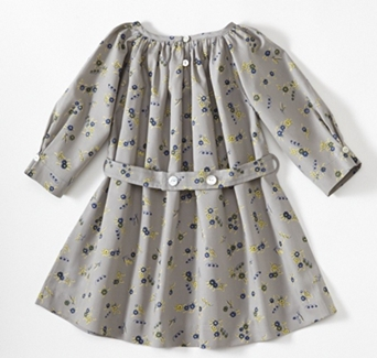 Dagmar Daley Camille Floral Baby Dress