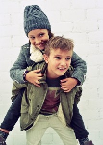 Zara Kids Fall/Winter 2013 Lookbook