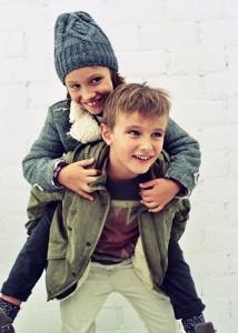 Zara Kids Fall/Winter 2013 Lookbook