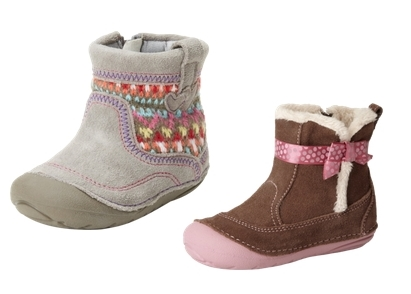 stylish suede ankle boots for toddler girls