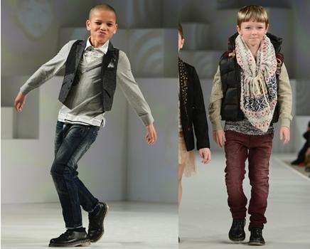 87da2e6e8 Winter Fashion for Kids 2013-14  Trends from the Runway