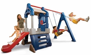 Clubhouse Swingsets