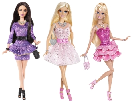 barbies on sale zulily