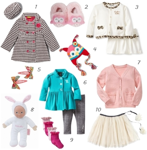Gifts  Girl Babies on To Shop For Christmas Gifts For A Baby Girl  Here  S My Gift List