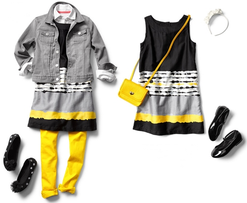 winter to spring fashion for girls shift dress