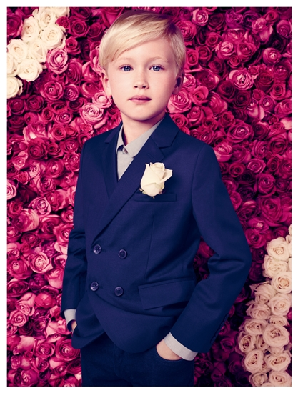 High Fashion for Kids: Baby Dior Spring/Summer 2014 Collection for Boys